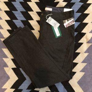 Flag & Anthem - charcoal Oakland slim pants